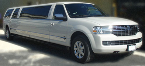 Montreal Limousine Lincoln Navigator SUV Stretch 2009